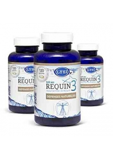 CURE 6 MOIS - REQUIN 3 DEFENSES NATURELLES