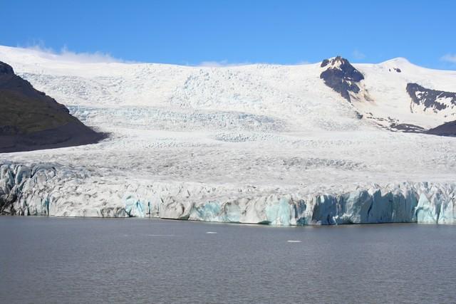 Lysi - Glasier Islande