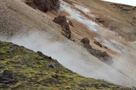 Lysi - Montagne fumante Islande