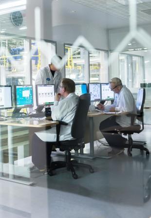 Lysi - Des labos à la pointe de la technologie