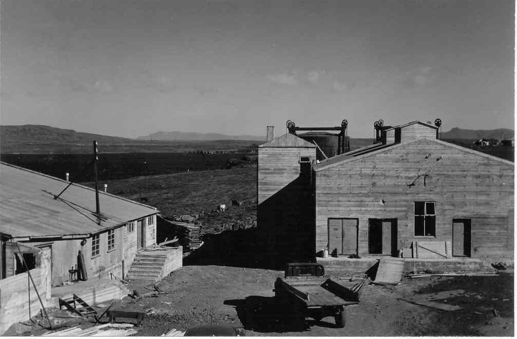 Lysi - Batiment historique