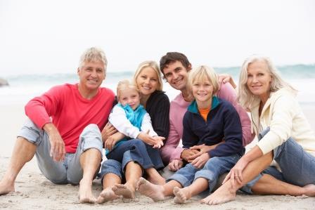 Oméga 3 pour la famille